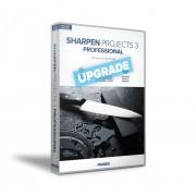 FRANZIS.de (ausgenommen sind Bücher und E-Books) SHARPEN projects 3 professional Upgrade von Vorversionen