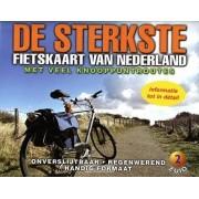 Fietskaart Sterkste fietskaart Zuid Nederland | Buijten & Schipperheijn