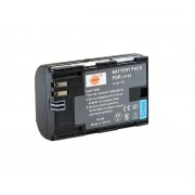 Acumulator DSTE LP-E6 2000mAh compatibil Canon EOS 5D Mark II III IV 7D 60D 70D 80D 6D 5D