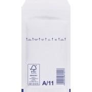 Légpárnás (buborékos) Boríték, Tasak A/11 -es Fehér