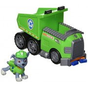 Paw Patrol - Recycle Dump Truck Vehicle with Rocky Figure
