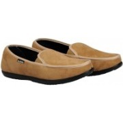 Gliders by Liberty Loafers For Men(Beige)