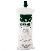 PRORASO Green Shaving Cream crema da barba 500 ml