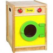 Mașină de spălat din lemn Electrocasnice Jucarii pentru copii VIGA