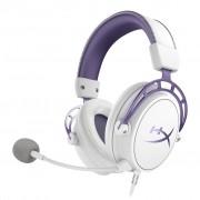 Kingston HyperX Cloud Alpha Purple Геймърски слушалки с микрофон