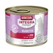 Animonda Cat Integra Protect Diabetes konzerv, marha 200 g
