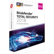 Bitdefender Total Security 2018 - 10 appareils - Abonnement 2 ans