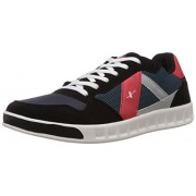 Sparx Men's Black and Red Running Shoes - 10 UK (SX0225G)