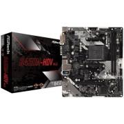 Matična ploča Asrock AMD AM4 B450M-HDV R4.0