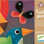Puzzle gigant parada animalelor Djeco