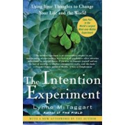 The Intention Experiment: Using Your Thoughts to Change Your Life and the World, Paperback/Lynne McTaggart