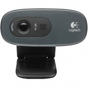 Camera Web C270 HD Negru LOGITECH