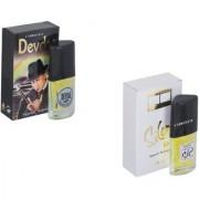 Skyedventures Set of 2 Devdas-Silent Love Perfume