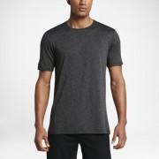 Haut de trainingà manches courtes Nike Breathe pour Homme - Noir