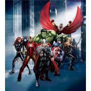 Fototapet Disney Eroii Avengers - 180x202 cm (pe comanda 2 sapt)