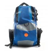 Pick & Pack Rugzak Backpack Tractor Shape Blauw