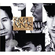 Video Delta Simple Minds - Once Upon A Time - CD