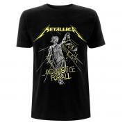 tricou stil metal bărbați Metallica - And Justice For All Tracks - - RTMTLTSBAND