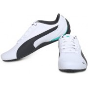 Puma Mercedes MAMGP Drift Cat 5 Motorsport Shoes For Men(White)