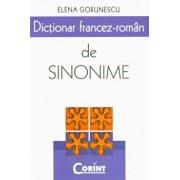 Dictionar francez-roman de sinonime/Elena Gorunescu