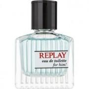 Replay for Him eau de toilette para hombre 30 ml