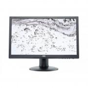 """AOC M2060pwda2 Monitor Pc 19,5"""" Full Hd 250 Cd/m² Colore Nero"""