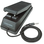 Kurzweil CC-1 Continuous Control Keyboard Foot Pedal Black
