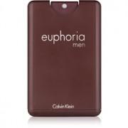 Calvin Klein Euphoria Men Eau de Toilette para homens 20 ml kit de viagem