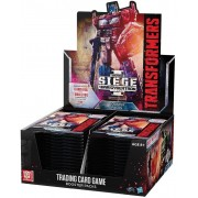 Transformers TCG - War for Cybertron Siege I Booster Pack 30-pack