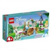 Lego Set LEGO Disney Princess Paseo en Carruaje de Cenicienta 41159