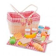 Cos de picnic cu accesorii