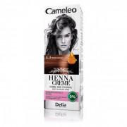 CAMELEO - Biljna kolor krema za kosu, na bazi prirodne kane (Hene) 6.3 - Zlatni kesten 75g