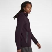 Sweatà capuche entièrement zippé Nike Sportswear Tech pour Homme - Rouge
