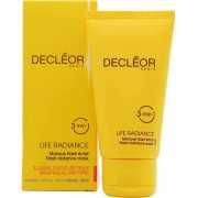 Decleor life radiance flash radiance maschera 50ml tutti i tipi di pelle