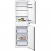 Siemens iQ300 KI85VVF30G Static Integrated Fridge Freezer - White