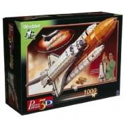 Wrebbit Puzz 3 D Space Shuttle Atlantis 1000 Piece Puzzle
