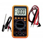 fervi Multimetro digitale per misurazione temperatura articolo T053