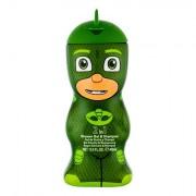 PJ Masks Gekko doccia gel e shampoo per bambini 2in1 400 ml per bambini