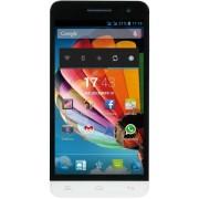 "Telefon mobil Mediacom PhonePad Duo X510U, Procesor Octa-Core MediaTek MTK6598M 1.4GHz, IPS LCD Capacitive touchscreen 5"", 1GB RAM, 8GB Flash, 13MP, Wi-Fi, 3G, Dual Sim (Alb) + Cartela SIM Orange PrePay, 6 euro credit, 4 GB internet 4G, 2,000 minute natio"
