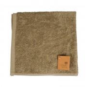 Dille&Kamille Torchon de cuisine, coton bio, vert olive, 50 x 50 cm