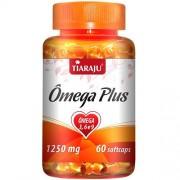 Ômega Plus 1250 mg 60 Sofcaps - Tiaraju
