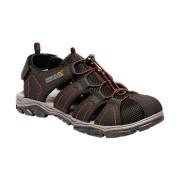 Regatta Mens Westshore II Adjustable Walking Sandals - Black - Size: 8