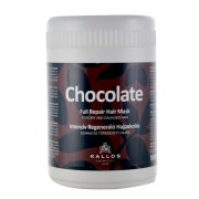 Kallos Chocolate Full Repair Hair Mask Mask For Dry And Damaged Hair 1000Ml Per Donna (Cosmetic)