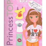 Princess TOP - My T-shirts (roz)