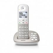 "Philips Trådlös telefon Philips XL4951S / 23 1,9 ""DECT vit"