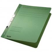 Dosar incopciat 1/1 Leitz, carton, verde