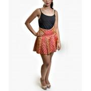 Brocade Silk Skirt