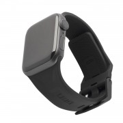 Urban Armor Gear Řemínek pro Apple Watch 38mm / 40mm - UAG, Scout Strap Black