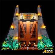 LIGHT MY BRICKS Kit for 75936 LEGO Jurassic Park - T.Rex Rampage