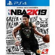 Sony PS4 Game - NBA 2K19, Retail Box, No Warranty